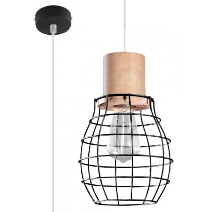 Lampa Wisząca RIDA - Sollux - SL.0286 - tanio - promocja - sklep