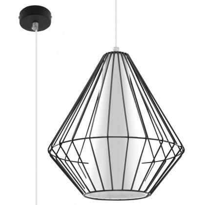 Lampa Wisząca DEMI Czarna - Sollux - SL.0298 - tanio - promocja - sklep