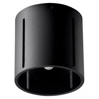Plafon INEZ Czarny - Sollux - SL.0356 - tanio - promocja - sklep