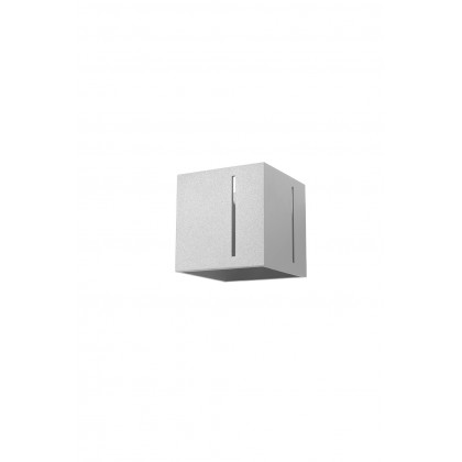 Kinkiet PIXAR szary - Sollux - SL.0396 - tanio - promocja - sklep