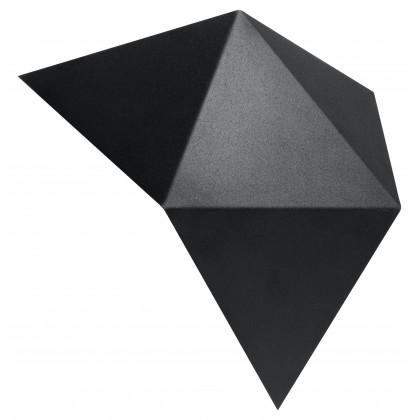 Kinkiet SOLIDO Czarny - Sollux - SL.0421 - tanio - promocja - sklep