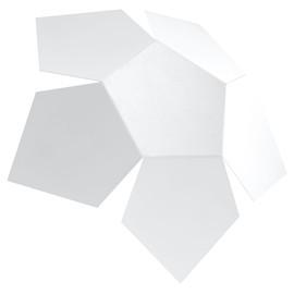 Kinkiet PENTA Biały - Sollux