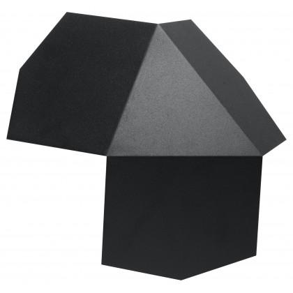Kinkiet TRE Czarny - Sollux - SL.0425 - tanio - promocja - sklep