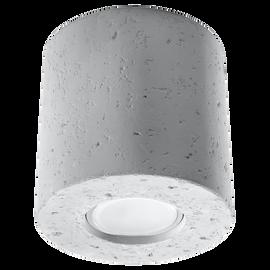 Plafon ORBIS Beton - Sollux