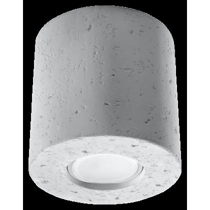 Plafon ORBIS Beton - Sollux - SL.0488 - tanio - promocja - sklep