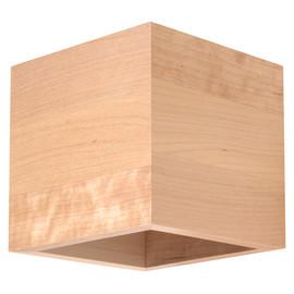 Kinkiet QUAD Naturalne Drewno - Sollux