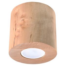 Plafon ORBIS Naturalne Drewno - Sollux