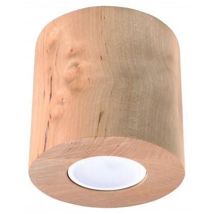 Plafon ORBIS Naturalne Drewno - Sollux - SL.0492 - tanio - promocja - sklep
