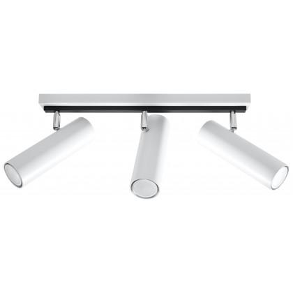Plafon DIREZIONE 3 Biały - Sollux - SL.0497 - tanio - promocja - sklep