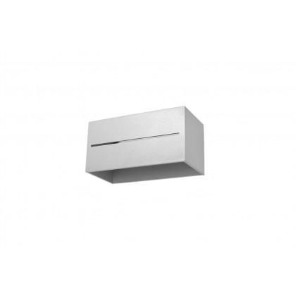 Kinkiet LOBO MAXI szary - Sollux - SL.0529 - tanio - promocja - sklep