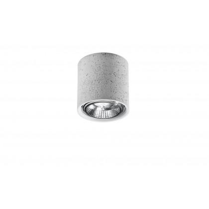 Plafon CULLO 140 beton - Sollux - SL.0645 - tanio - promocja - sklep