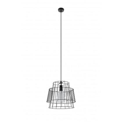 Lampa wisząca GATE czarny - Sollux - SL.0663 - tanio - promocja - sklep