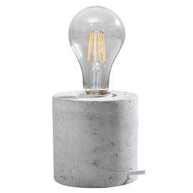 Lampa biurkowa SALGADO beton - Sollux