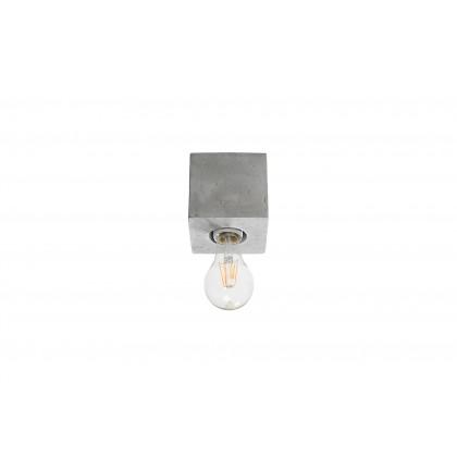 Plafon ABEL beton - Sollux - SL.0681 - tanio - promocja - sklep