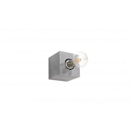 Kinkiet ABEL beton - Sollux - SL.0682 - tanio - promocja - sklep