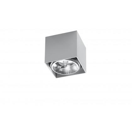 Plafon BLAKE szary - Sollux - SL.0699 - tanio - promocja - sklep