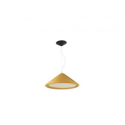 Hue In Ø70 żółty - Faro - lampa wisząca - 20120 - tanio - promocja - sklep