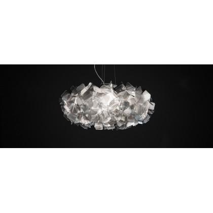 Clizia Fumé Large - Slamp - lampa wisząca
