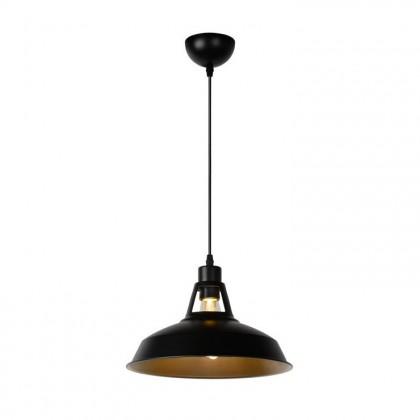 Brassy Bis Ø31 czarny - Lucide - lampa wisząca - 43401/31/30 - tanio - promocja - sklep