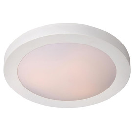 Fresh Ø27 biały - Lucide - lampa sufitowa