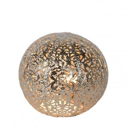 Paolo Ø14.5 srebrny - Lucide - lampa biurkowa - 46501/01/14 - tanio - promocja - sklep