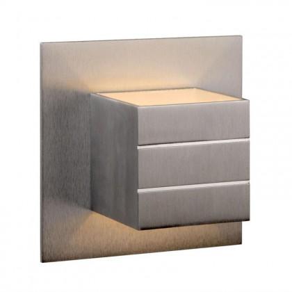 Bok L15 szczotkowana stal - Lucide - lampa ścienna - 17282/11/12 - tanio - promocja - sklep