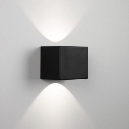 Tiga IN LED 93024 DIM8 czarny - Delta Light - kinkiet - 223753811932ED8BMMAT - tanio - promocja - sklep