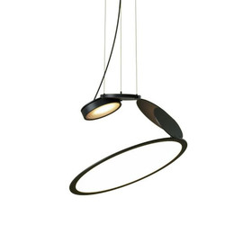 SP Cut czarny - Axo Light - lampa wisząca
