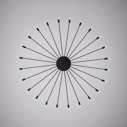 POP 40 Chandelier czarny - Oty light - lampa wisząca - 3P40R22M02 - tanio - promocja - sklep
