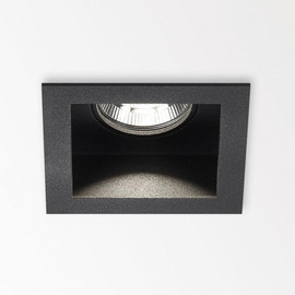 Carree X LED 92733-65 S1 ciemny szary - Delta Light - oprawa wpuszczana