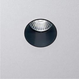 Pop P01 Ø5,5 LED IP40 czarny - Oty light - oprawa wpuszczana