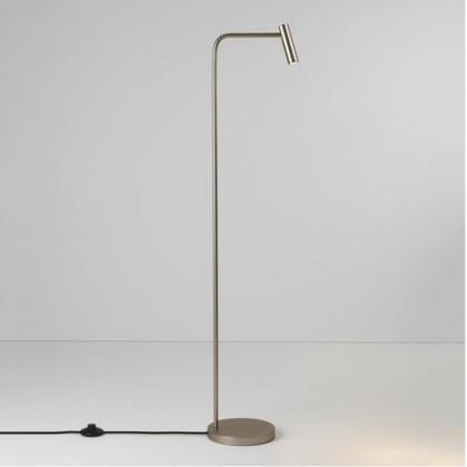 Enna nikiel - Astro - lampa podłogowa - A4579 - tanio - promocja - sklep