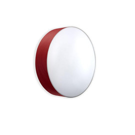 Gea 42 czerwony - Luzifer LZF - kinkiet
