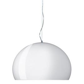 Fly biały - Kartell - lampa wisząca