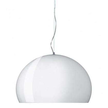 Fly biały - Kartell - lampa wisząca - H903003 - tanio - promocja - sklep