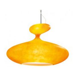 E.T.A. SAT Giant pomarańczowy - Kundalini - lampa wisząca