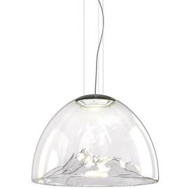 Mountain View złoty - Axo Light - lampa wisząca
