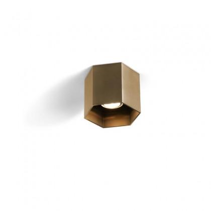 Hexo 1.0 PAR16 złoty - Wever & Ducré - spot - 146520G0 - tanio - promocja - sklep