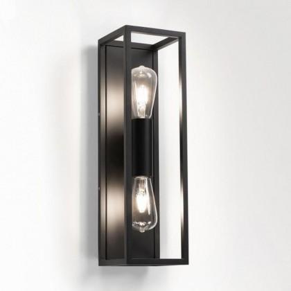 Montur L O E27 czarny - Delta Light - kinkiet - 23232100B - tanio - promocja - sklep