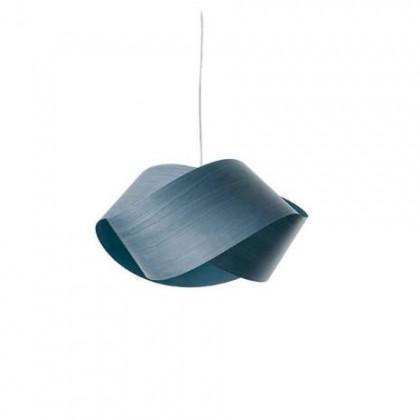 Nut S 28 niebieski - Luzifer LZF - lampa wisząca - LZNUTS28 - tanio - promocja - sklep