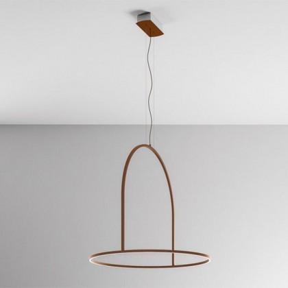 U-Light 90 brązowy - Axo Light - lampa wisząca - SPULI090LEDR - tanio - promocja - sklep