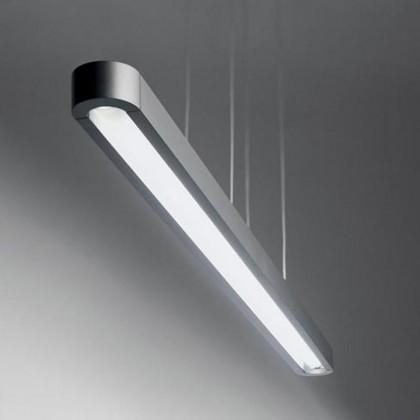 Talo 90 LED srebrny - Artemide - lampa wisząca - 1921020A - tanio - promocja - sklep