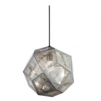 Etch Shade aluminium - Tom Dixon - lampa wisząca - HETS02SCHEU - tanio - promocja - sklep