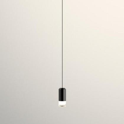 Wireflow Free form 0345 czarny - Vibia - lampa wisząca - 0345041B - tanio - promocja - sklep