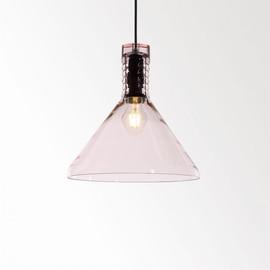 Miles C1 różowy - Delta Light - lampa wisząca