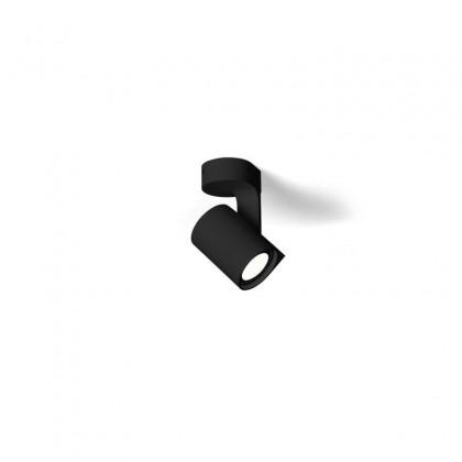 Sqube on base 2.0 LED czarny - Wever & Ducré - spot - 144464B2 - tanio - promocja - sklep