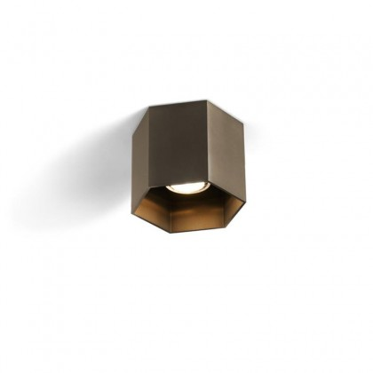 Hexo 1.0 PAR16 mosiądz - Wever & Ducré - spot - 146520Q0 - tanio - promocja - sklep