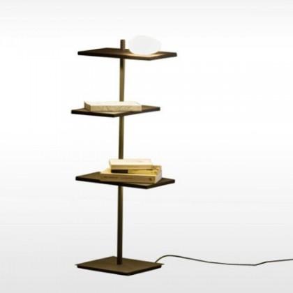 Suite 6011 brązowy - Vibia - lampa podłogowa - 60111415 - tanio - promocja - sklep
