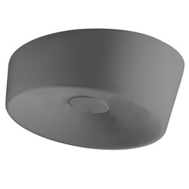 Lumiere XXS LED ciemny szary - Foscarini - plafon