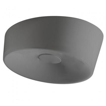 Lumiere XXS LED ciemny szary - Foscarini - plafon - 1910052L24 - tanio - promocja - sklep